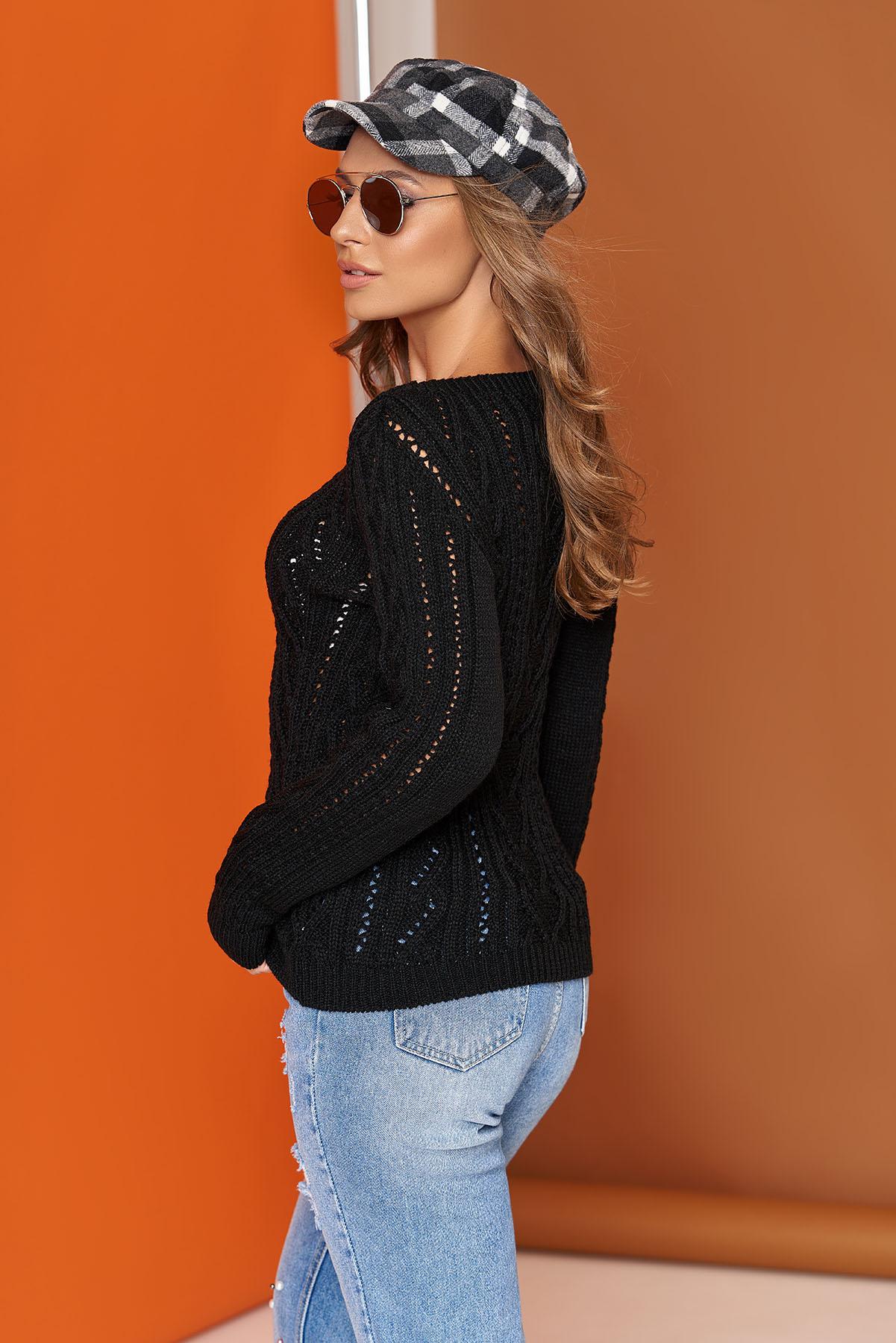 свитер боди женский